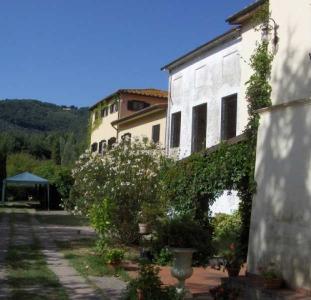 Вилла в регионе Тоскана Италия