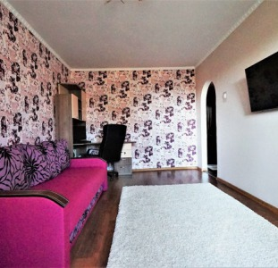 1-но комнатная квартира пр.Мира|Ремзавод, ремонт, встроенная мебель
