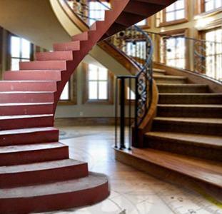 Изготовление лестниц в Харькове