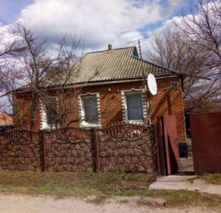 Продам дом в Малой Рогане.