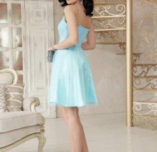 Одежда и обувь Нарядное короткое платье