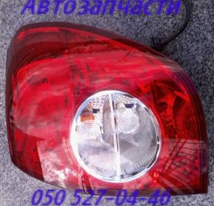 Шевроле Каптива фонарь задний левый правый запчасти кузова Chevrolet Captiva