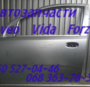 Заз Вида дверь передняя левая ,правая ,филенка  запчасти