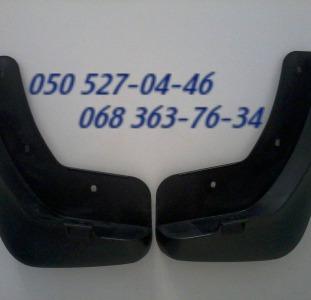 Шевроле Каптива брызговики передние задние комплект брызговиков