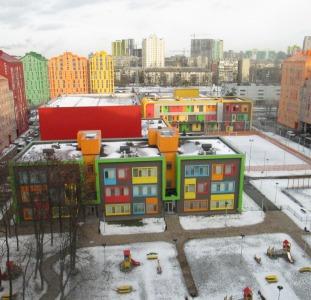 """Продам в ЖК """"Комфорт3-х ком 2- уровневый пентхаус-студию на 9-10 этажах"""
