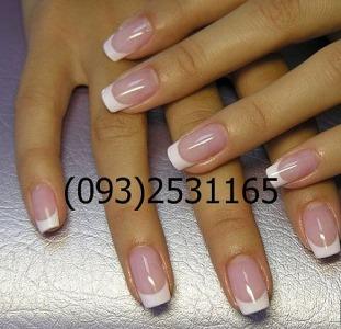 Наращивание ногтей Киев,  дизайн ногтей,  фото, роспись ногтей фото,  френч.
