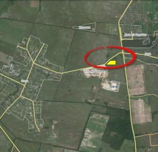 4 участка по 0, 12 га в с. Озера Бородянского р-на Киевской обл.