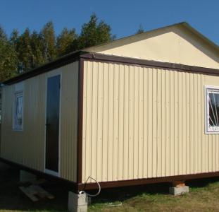 Дачный домик,  дачные загородные домики под ключ - купить в Киеве