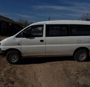 Запчасти  Hyundai H1  Н200