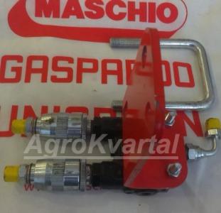 Клапан маркера ряда сеялки (G16611050) Gaspardo в наличии. Розподільний клапан маркера на сівалки Га