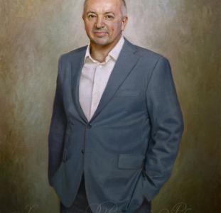 Портрет маслом на заказ Киев, портрет маслом, заказать картину маслом в Киеве, заказ картин маслом в