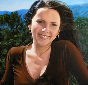 Портрет на заказ Киев, заказ портрета в Киеве, заказать портрет в Киеве, заказать портрет по фотографии Киев