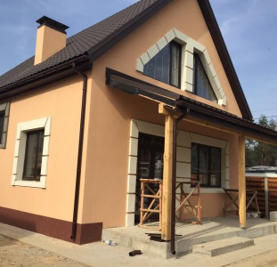 Новый дом Крюковщина продажа