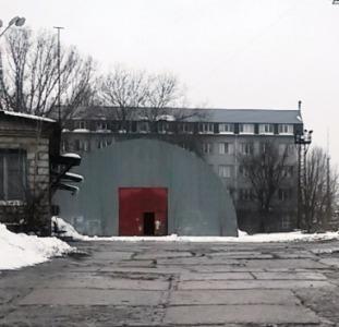 Склад рядом с проспектом Победы