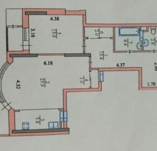 Харьковский новая квартира продажа