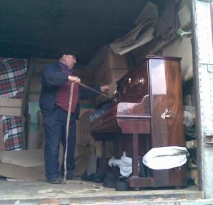 Перевозка пианино все районы Киев
