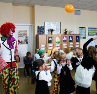 Вызов клоуна на детский день рождения киев