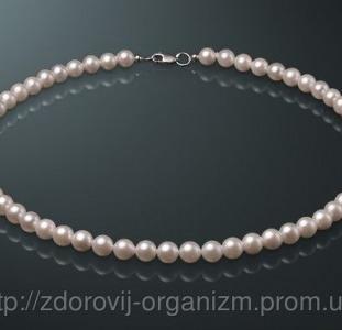 Ожерелье из морского натурального жемчуга Хайнань