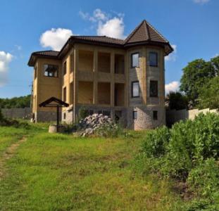 Продам дом 250м пос. Высокий, 16 соток свой выход к воде, живописное место