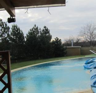 Продам современный дом 280м, Покотиловка, 50 соток, бассейн, ландшафт, гараж, гостевой домик