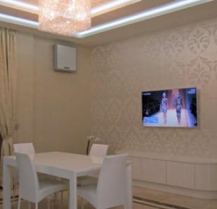 Продам 4к квартиру 155м, новострой ул.Ляпунова, 16 (м.Научная)