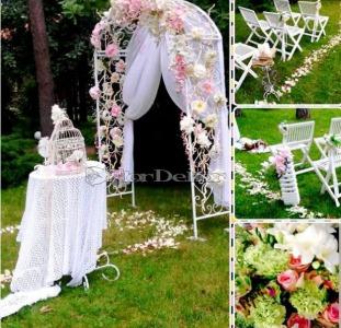 Венчальная арка,арка на свадьбу,украшения на свадьбу Киев