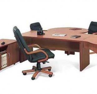 Кабинеты руководителя, директорская офисная мебель