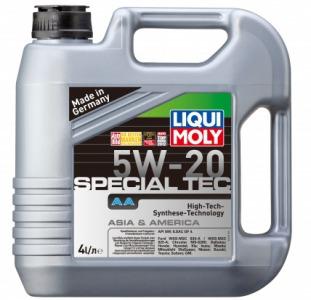 Масло Liqui Moly Special Tec 5w30 5w20 0w20 10w30 0w30 Купить масло Ликви Моли цена