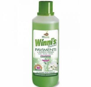 Эко-средство для мытья пола Winni's