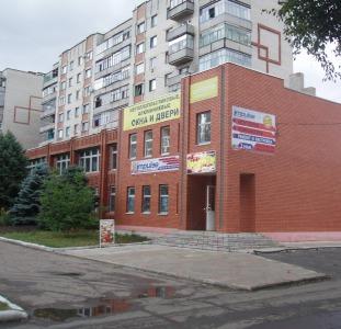Здание торгового назначения