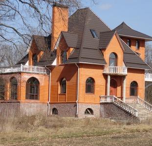Продам Киево-Святошинский,  Гатное кирпичный дом