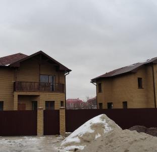 Дом на  Софиевской Борщаговке. 100% готов.