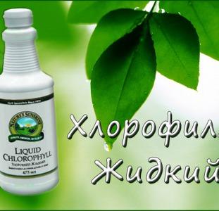 Хлорофилл жидкий в Одессе