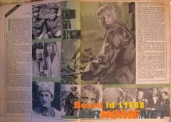 Подшивка журналов Film (Польша) 1958-1959гг.