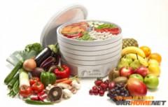 Сушилка для фруктов и овощей Ezidri Ultra FD1000.