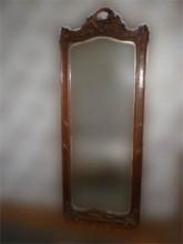 Старинное зеркало-трюмо