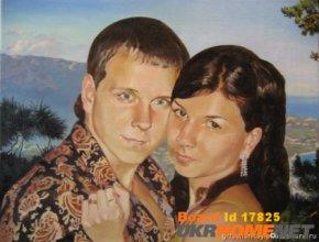 Портрет карандашом,портрет маслом,картины маслом,роспись стен.