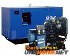 Генераторы дизельные SDMO 1…3025 кВА