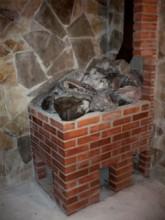 Печь для бани,дачи,камин,барбекю