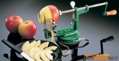 Ezidri Peeler - приспособление для чистки и нарезки яблок.