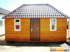Дачные домики,  бытовки,  вагончики,  загородные дома Киев