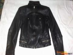 продам куртку кожаную женскую - Дніпропетровськ - кожаная курточка.