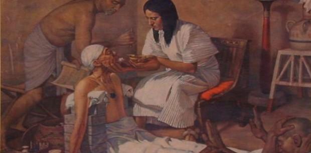 Самые нелепые методы лечения в Древности