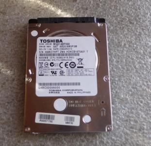 Жесткий диск Toshiba 500GB 2.5
