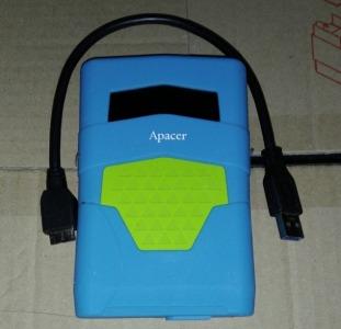 Прочее Наружный карман Apacer USB 3.1