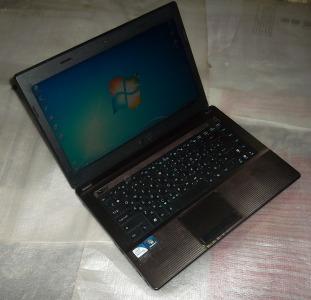 Ноутбук Asus K84L Brown