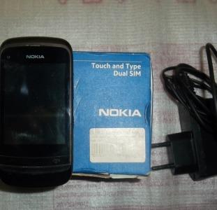 Мобильный телефон Nokia C2-03 Touch
