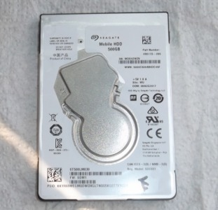 Жесткий диск Seagate 500GB 2.5 SATA III