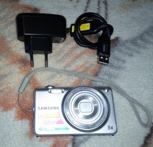 Фотоаппараты Фотоаппарат Samsung ST67 Silver