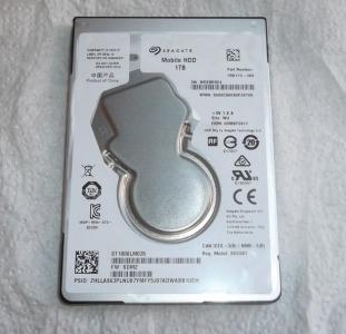 HDD-накопители Жесткий диск 1TB 2.5 SATA III